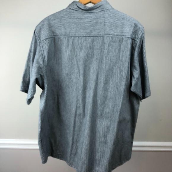 8f2997f91f DICKIES Hickory Stripe Cotton Short-Sleeved Shirt. Dickies.  M_5b7200ae951996a7ded74d47. M_5b7200ae1b3294fa64e8f1ee.  M_5b7200ae819e909393ba340a